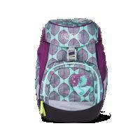 Školní batoh Ergobag prime - zelený chameleon