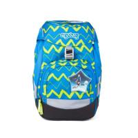 Školní batoh Ergobag prime - Modrý Zig zag
