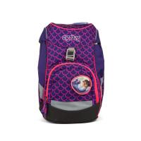Školní batoh Ergobag prime - Fluo růžový