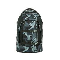Studentský batoh Ergobag Satch - Gravity Grey