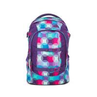 Studentský batoh Ergobag Satch - Hurly Pearly