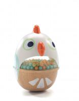 Chrastítko - kuřátko