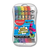 Maped Color's Peps Temperové barvy, 12 barev, tuba 12 ml