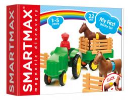SmartMax - Můj první traktor- 22 ks