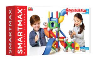 SmartMax - mega kuličková dráha - poškozený obal