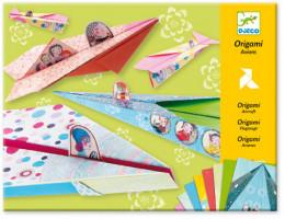 Origami Papírová letadla - pro dívky