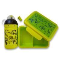 Set Zdravá lahev a Zdravá sváča - Dinosauři