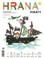 Časopis - HRANA piráty