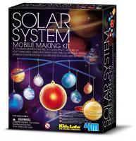 Pohyblivý model sluneční soustavy