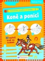 Kreslíme snadno a rychle Koně a poníci