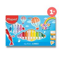 Dětské fixy Maped Color´Peps Jumbo - 18 barev