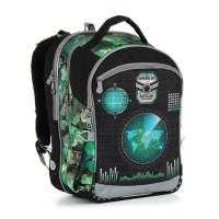 Školní batoh TOPGAL - CHI 883 E - Green