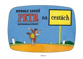 Retroomalovánky - Petr na cestách