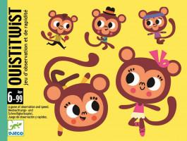 Opičí tanec - karetní hra