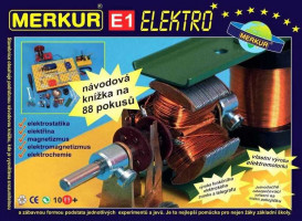 Merkur - Elektřina a magnetismus