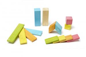 Magnetická stavebnice TEGU Tints - 14 dílů