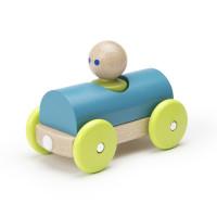 Magnetické autíčko TEGU - Teal Racer