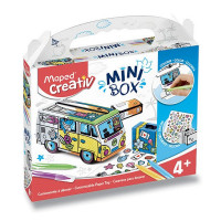 Minibox Maped Creativ - Papírový model - Karavan