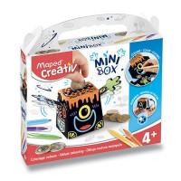 Minibox Maped Creativ - Sametové malování - pokladnička