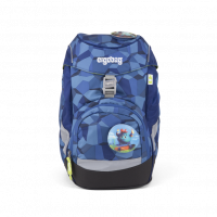Školní batoh Ergobag prime – Blue Stones 2019