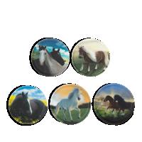 Ergobag Kletties - divocí koně