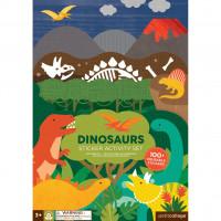 Kreativní samolepky - Dinosauři
