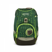 Školní batoh Ergobag prime – Fluo zelený