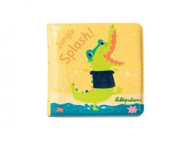 Lilliputiens -krokodýl Anatole - kouzelná knížka do vody