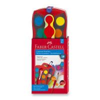 Vodové barvy Faber-Castell Connector - 24 barev