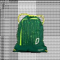 Sportovní pytel Ergobag - Fluo zelený