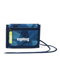Peněženka Ergobag  - blue stones