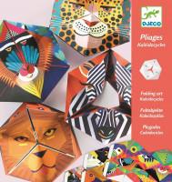 Kaleidocykly - papírová skládačka - zvířata