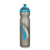 Zdravá lahev 1,0 l - BIKE 2K19 - modrá