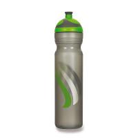 Zdravá lahev 1,0 l - BIKE 2K19 - zelená