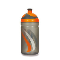 Zdravá lahev 0,5l - BIKE 2K19 - oranžová