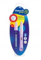 Bombičkové pero Griffix 4 pro leváky - fialové