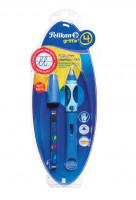 Bombičkové pero Griffix 4 pro leváky - modré