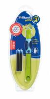 Inkoustový roller Griffix 3 pro leváky - zelený