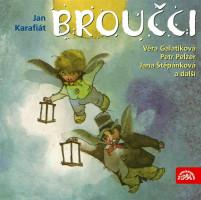 Broučci 2 -  audiokniha na CD