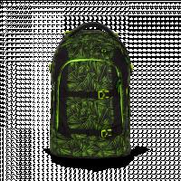 Studentský batoh Ergobag Satch - Green Bermuda