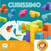 Cubissimo - sleva 20% - promáčklý obal