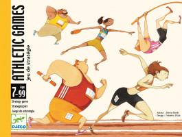 Atletické hry - karetní hra