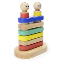 Magnetická stohovací hračka TEGU - Big Top