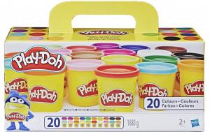 Play-Doh - Velké balení 20 ks