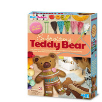 Kreativní sada šití - medvídek