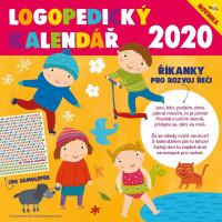 Logopedický kalendář 2020 se samolepkami