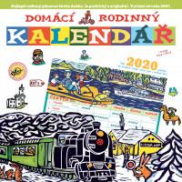 Domácí rodinný kalendář 2020