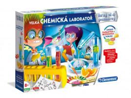 Dětská laboratoř - Malý chemik