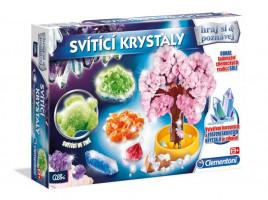 Dětská laboratoř - Výroba svítících krystalů