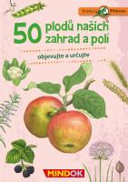 Expedice příroda: 50 plodů našich zahrad a polí